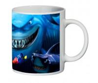 Кружка В поисках Немо Nemo SuperCup (чашка-SC-Nemo009)