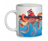 Кружка В поисках Немо Nemo SuperCup (чашка-SC-Nemo0011)