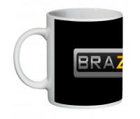Кружка Brazzers SuperCup (чашка-SC-CC021-1)