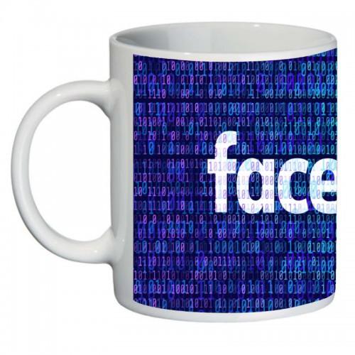 Кружка FaceBook SuperCup (чашка-SC-CC02)