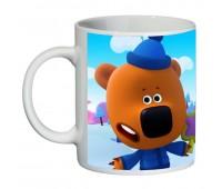 Кружка Новогодняя Мимимишки SuperCup (чашка-SC-HN-045)