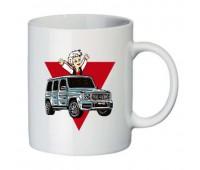 Кружка ВЛАД-А4-БУМАГА SuperCup (чашка-SC-А406)