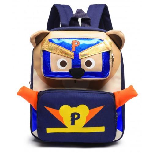 Рюкзак Cappuccino Toys Pre-school дошкольный Супер Мимимишки темно-синий (CT-Mimi-05Dblue)
