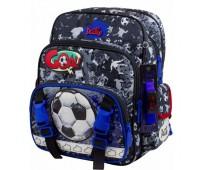 Рюкзак-ранец  DeLune 55-13 школьный ортопедический серый