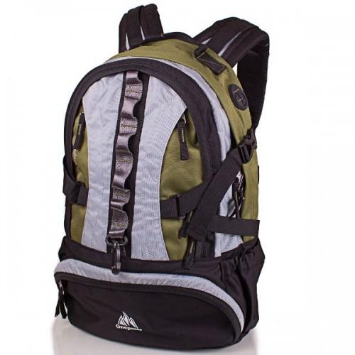 Рюкзак ONEPOLAR  W1003 мужской зеленый