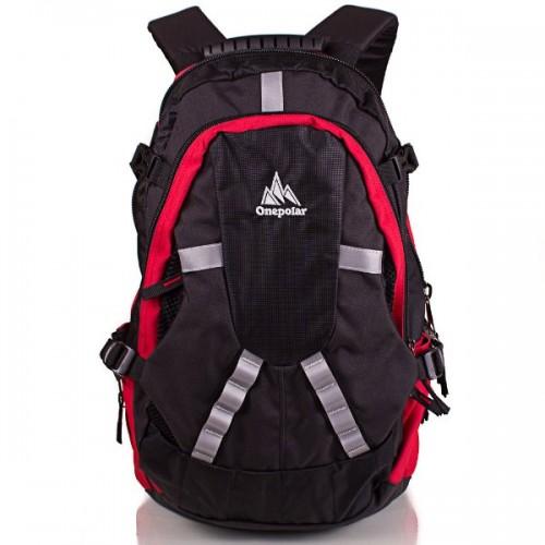 Рюкзак ONEPOLAR W1017 мужской красный