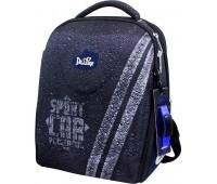 Рюкзак-ранец DeLune 7-152 школьный ортопедический с 3D изображением серый