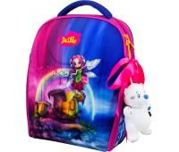 Рюкзак-ранец DeLune 7mini-017 для девочек школьный ортопедический + пенал и сумка для сменной обуви