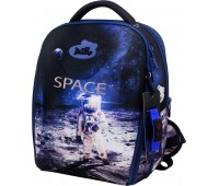 Рюкзак-ранец DeLune 7mini-019 для мальчиков школьный ортопедический + пенал и сумка для сменной обуви