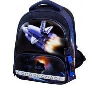 Рюкзак-ранец DeLune 9-126 для мальчиков школьный ортопедический + пенал и сумка для обуви
