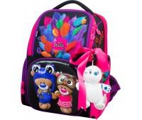 Рюкзак-ранец DeLune 11-027 школьный ортопедический для девочки