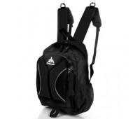 Рюкзак ONEPOLAR  W1297 школьный черный