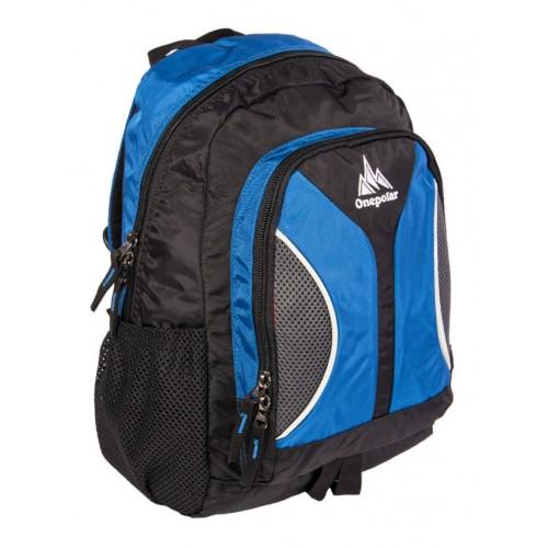 Рюкзак ONEPOLAR  W1297 школьный голубой