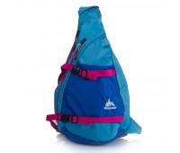 Рюкзак ONEPOLAR 2007 мужской голубой
