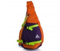 Рюкзак ONEPOLAR 2007 мужской оранжевый