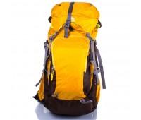 Рюкзак ONEPOLAR 2182  туристический желтый