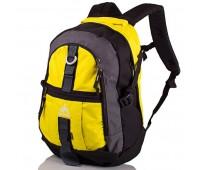 Рюкзак  ONEPOLAR  w731 мужской желтый