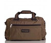 Дорожная сумка ONEPOLAR A807 коричневая