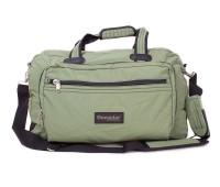 Дорожная сумка ONEPOLAR A807 зеленая