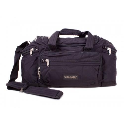 Дорожная сумка ONEPOLAR B810 черная