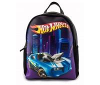 Рюкзак Cappuccino Toys HW-1 Hot Wheels  для мальчиков черный