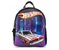 Рюкзак Cappuccino Toys HW-2 Hot Wheels  для мальчиков черный