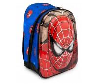 Детский рюкзак Cappuccino Toys Человек Паук Spiderman 3D дошкольный (3D-SMbl)