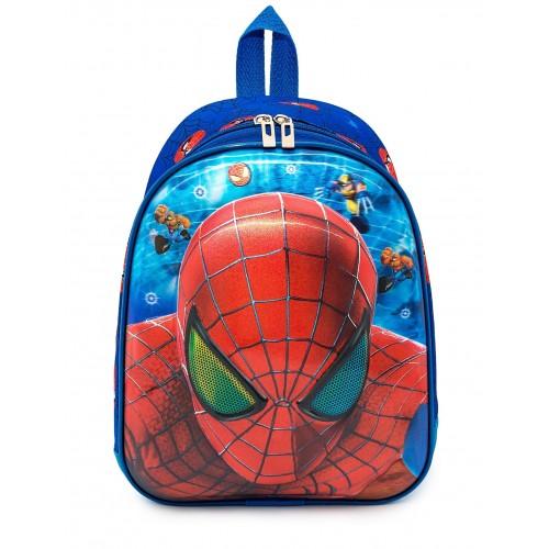 Детский рюкзак Cappuccino Toys Человек Паук Spiderman 3D дошкольный (3D-SM02)