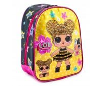 Детский рюкзак Cappuccino Toys LOL Лол дошкольный (Lb-01) розовый