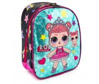 Детский рюкзак Cappuccino Toys LOL Лол дошкольный (Lb-03) розовый