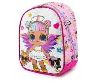 Детский рюкзак Cappuccino Toys LOL Лол дошкольный (Lb-07) розовый