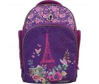 Рюкзак Kite Education Paris K19-706M-1 школьный фиолетовый