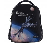 Рюкзак Kite Education SPACESHIP K19-531M-3 школьный черный