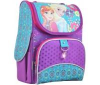 Рюкзак-ранец 1 вересня Frozen H-11 школьный фиолетовый