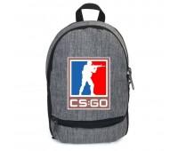 Рюкзак CS GO Counter-Strike (CSGO-006) серый