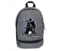 Рюкзак CS GO Counter-Strike (CSGO-008) серый