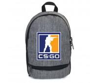 Рюкзак CS GO Counter-Strike (CSGO-004) серый