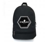 Рюкзак CS GO Counter-Strike (CSGO-001) черный