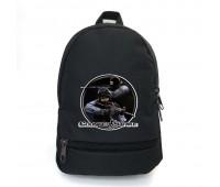 Рюкзак CS GO Counter-Strike (CSGO-003) черный