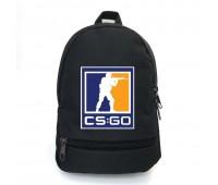 Рюкзак CS GO Counter-Strike (CSGO-004) черный