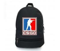 Рюкзак CS GO Counter-Strike (CSGO-006) черный