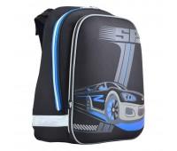 Рюкзак каркасный Yes SP H-12 школьный черный