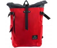 Рюкзак Smart Roll-top Khaki  T-69 подростковый красный