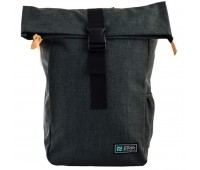 Рюкзак Smart Roll-top Grun T-70 подростковый серый