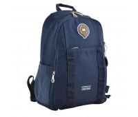 Рюкзак YES Oxford OX 348 подростковый синий