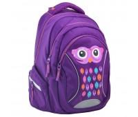 Рюкзак YES Brainy Т-46 подростковый фиолетовый