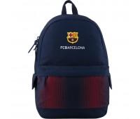 Рюкзак Kite FC Barcelona BC19-994L подростковый синий