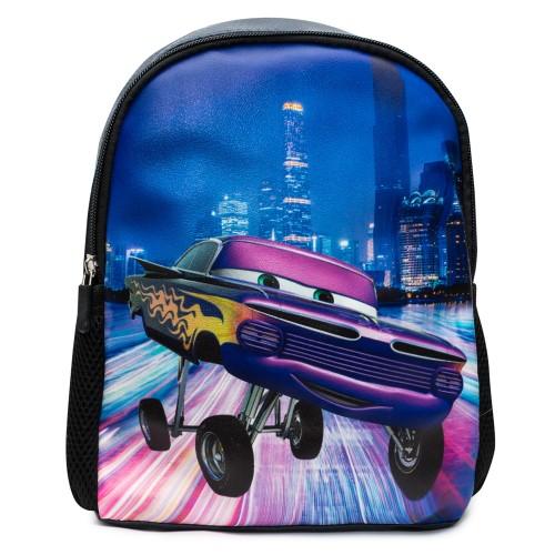 Рюкзак Cappuccino Toys Cars Тачки  для мальчиков черный