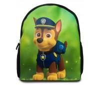 Рюкзак Cappuccino Toys Paw Patrol Щенячий PP-1 патруль черный