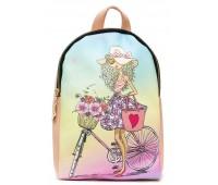 Рюкзак Cappuccino Toys COOL Fashion Girls-3 для девочек пудровый
